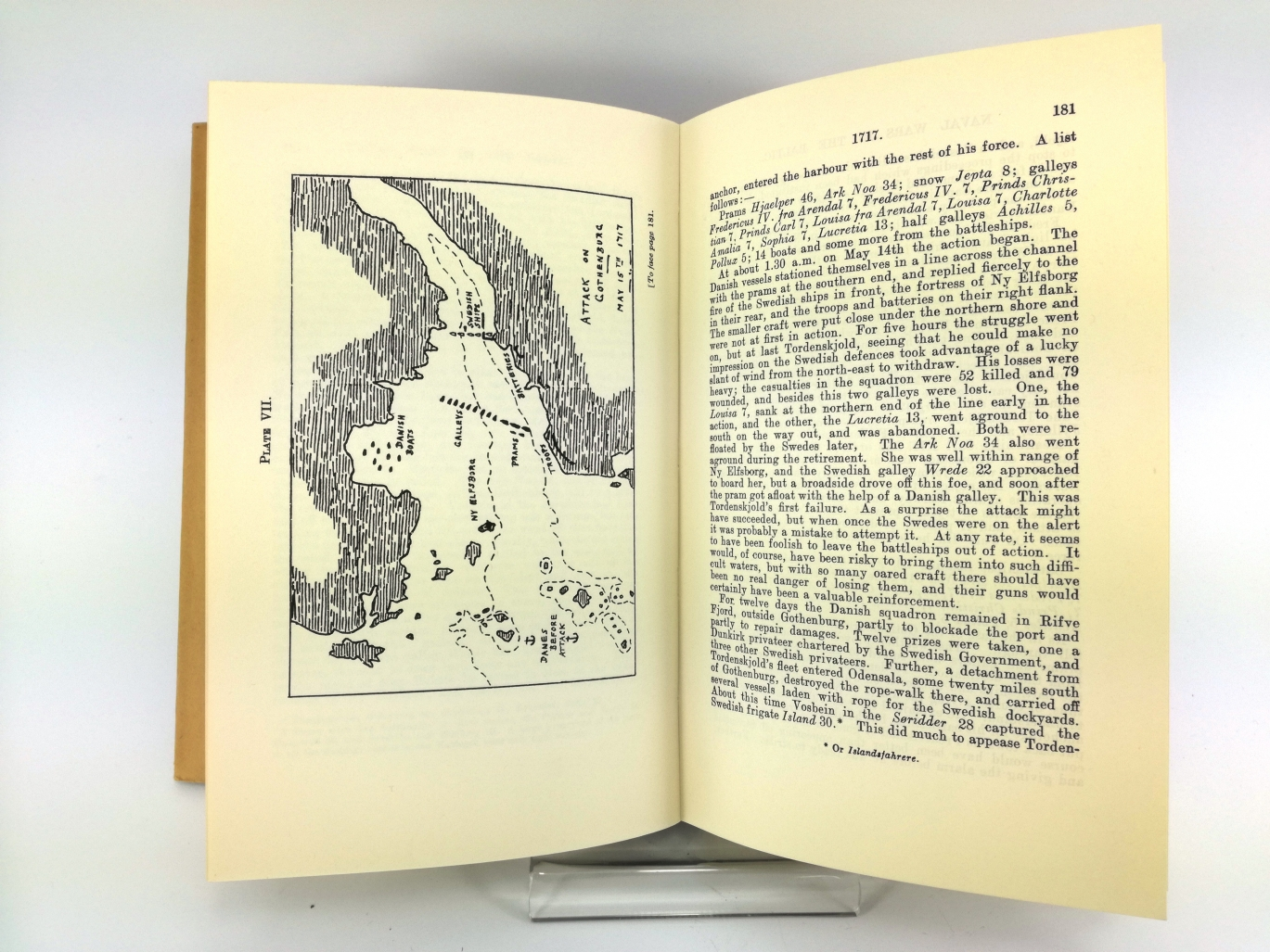Anderson, R.C.: Naval Wars in the Baltic 1522-1850. Facsimile Reprint