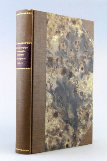 Delacour / Berlioz / Rand, J. / J. / A. L.: Mission Zoologique / The Distribution and Habits of Madagascar Birds Franco-Anglo-Americaine a Madagascar 1921 - 33.